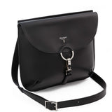 Arianna Bag, Smooth ##Black