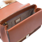 Audrey Bag, Springbok/Smooth ##Natural/Caramel