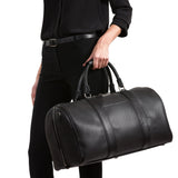 Small Holdall, Stepan ##Black