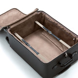 Small suitcase 40L, Stepan/Evolution ##Black
