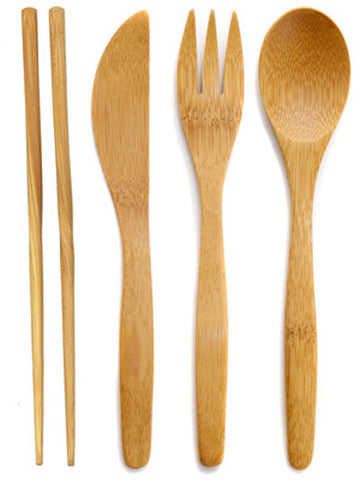 To-Go Ware Reusable Bamboo Utensils