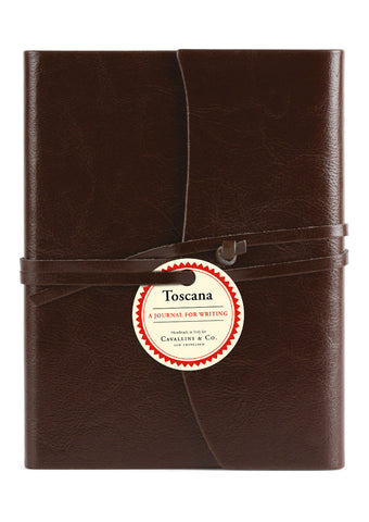 Leather Journal - Toscana
