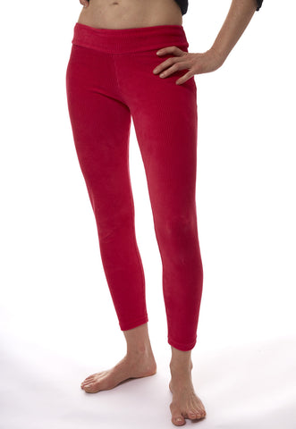 Corduroy Leggings - Size S