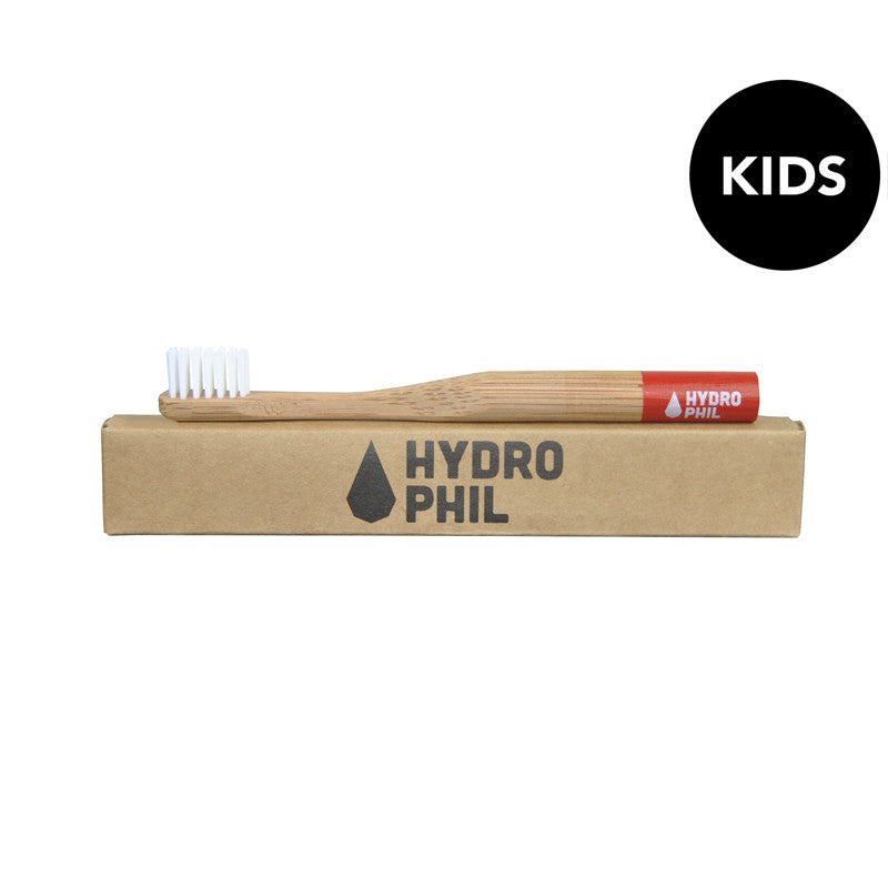 Bamboo toothbrushes - Kids