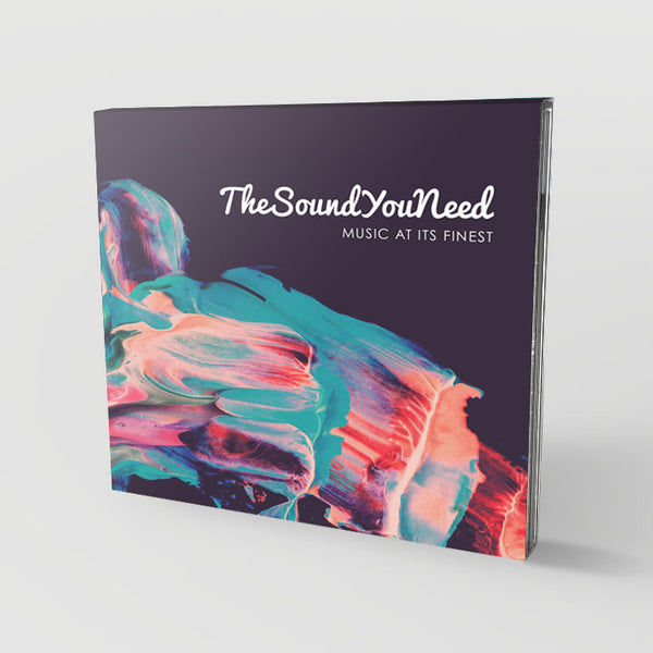 TheSoundYouNeed Vol.1 - CD