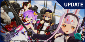 Azur Lane: Crosswave on Nintendo Switch - Updated Photo Mode Details!