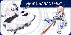 Introducing Ayanami, Illustrious, Akashi and Achilles from Azur Lane: Crosswave!
