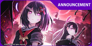 New Title Announcement - Mary Skelter Finale!