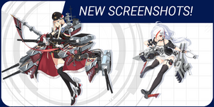 Take the High Seas in Story Mode + Pose Your Favourite Kansen in Azur Lane: Crosswave
