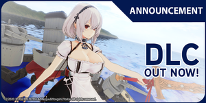 Azur Lane: Crosswave - Character DLC Out Now!