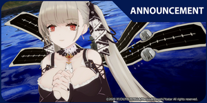 Azur Lane: Crosswave - Formidable Character DLC Details!