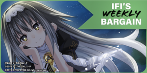 IFI's Weekly Bargain - Date A Live: Rio Reincarnation!