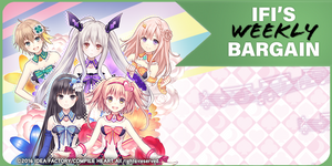 IFI's Weekly Bargain - Omega Quintet!