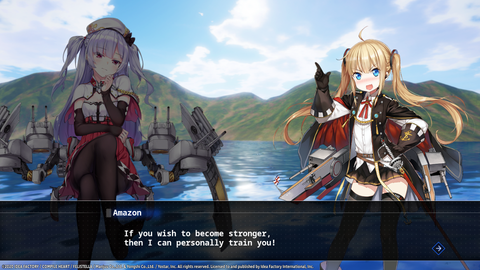 Azur Lane: Crosswave - Amazon