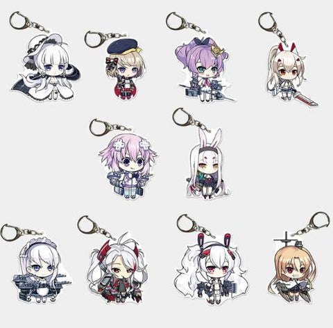 Azur Lane: Crosswave - Chibi Charms
