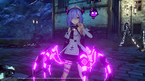 Death end re;Quest 2 coming to Europe in 2020