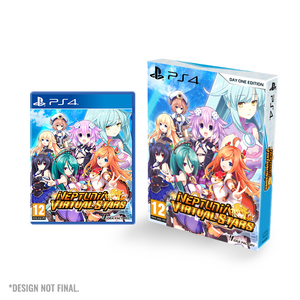 Neptunia™ Virtual Stars - Day One Edition - PS4