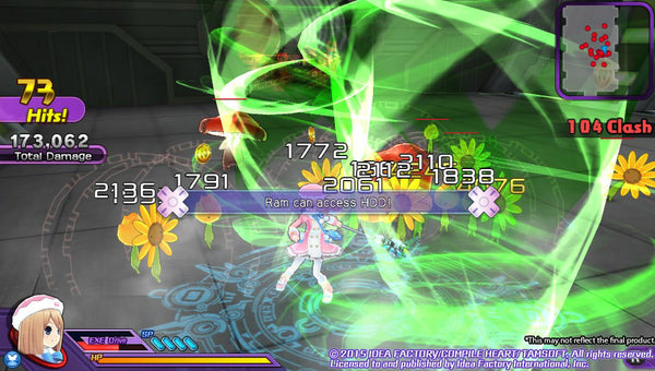 Hyperdimension Neptunia U: Action Unleashed - Limited Edition
