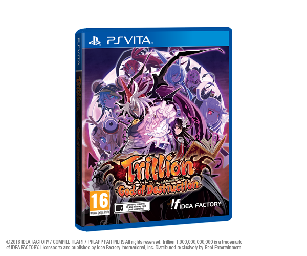 Trillion 1,000,000,000,000: God of Destruction - Limited Edition