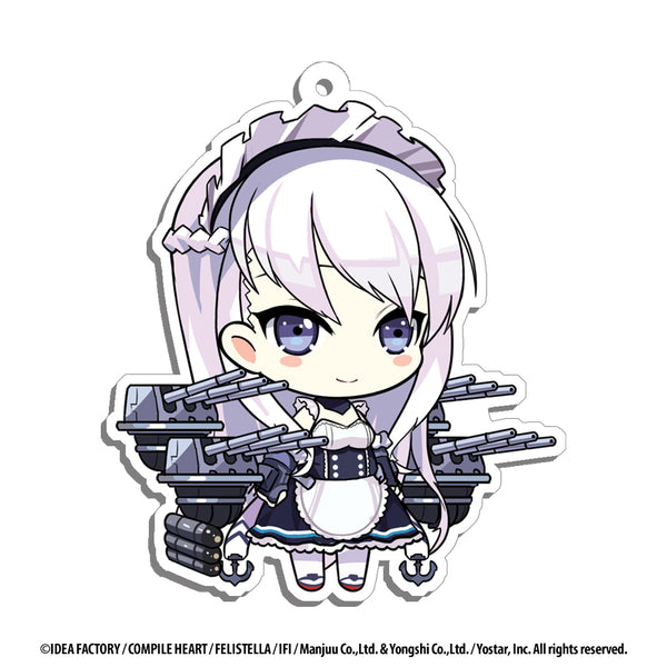 Azur Lane Acrylic Charms 2 Inch Belfast Iffys Europe Online Store If posting azur lane news related to a specific region, use the appropriate flair (japan, china, korea, english). azur lane acrylic charms 2 inch belfast