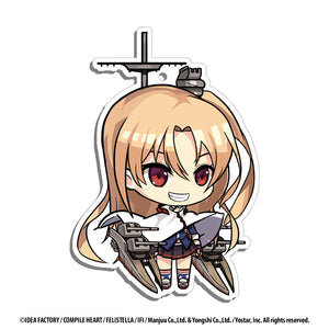 Azur Lane Acrylic Charms - 2 inch - Cleveland