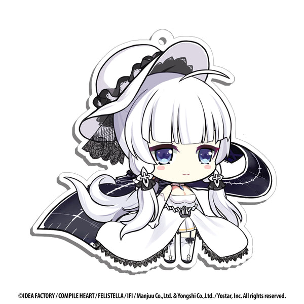 Azur Lane Acrylic Charms - 2 inch - Illustrious