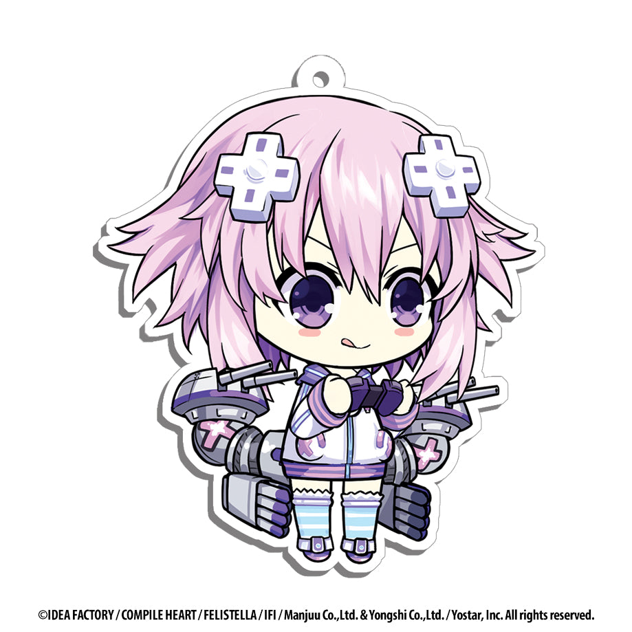 Azur Lane Acrylic Charms - 2 inch - Neptune