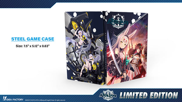 Azur Lane: Crosswave - PS4 - Limited Edition
