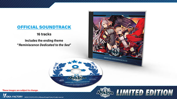 Azur Lane: Crosswave - Steam - Limited Edition