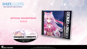 DATE A LIVE: Rio Reincarnation - PS4 - Limited Edition