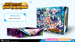 Neptunia™ Virtual Stars - Limited Edition - PS4