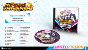Neptunia™ Virtual Stars - Limited Edition - Steam