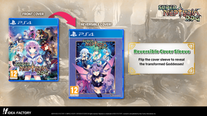 Super Neptunia RPG - PS4 - Limited Edition