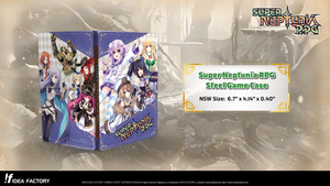 Super Neptunia RPG - Nintendo Switch - Limited Edition