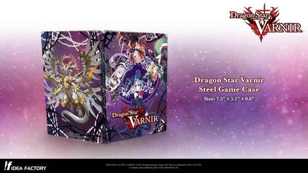 Dragon Star Varnir - Steam - Limited Edition