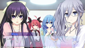 DATE A LIVE: Rio Reincarnation - PS4 - Standard Edition