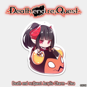 Death end re;Quest Acrylic Charms - 3 inch - Clea