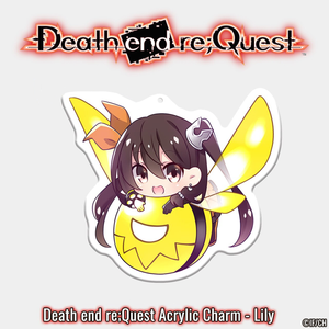 Death end re;Quest Acrylic Charms - 3 inch - Lily