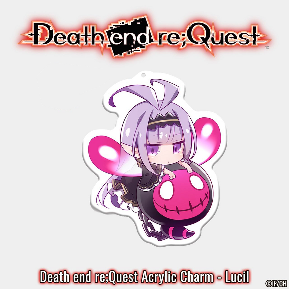 Death end re;Quest Acrylic Charms - 3 inch - Lucil