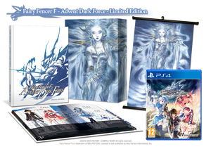 Fairy Fencer F: Advent Dark Force - Limited Edition