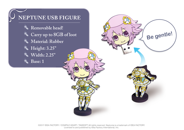 Cyberdimension Neptunia: 4 Goddesses Online - Limited Edition