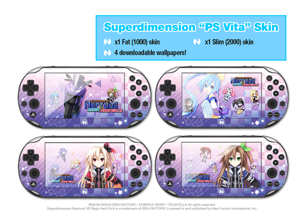 Superdimension Neptune VS Sega Hard Girls - Limited Edition