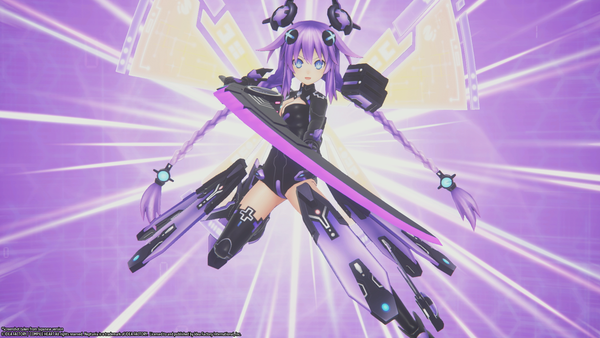 Megadimension Neptunia VIIR - Limited Edition
