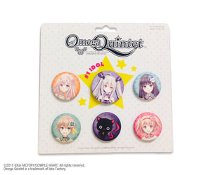 Omega Quintet - Limited Edition