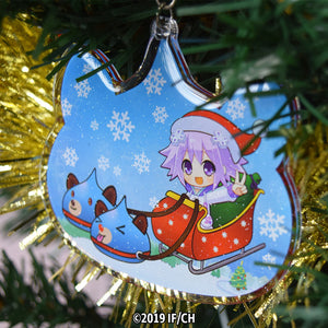 Iffy's Holiday Ornament - 2019