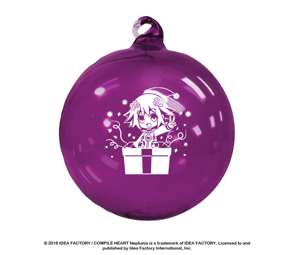 Iffy's Holiday Ornament (2018)