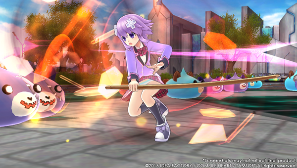 MegaTagmension Blanc + Neptune VS Zombies - Limited Edition
