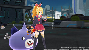 MegaTagmension Blanc + Neptune VS Zombies - Standard Edition