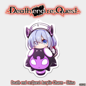 Death end re;Quest Acrylic Charms - 3 inch - Shina