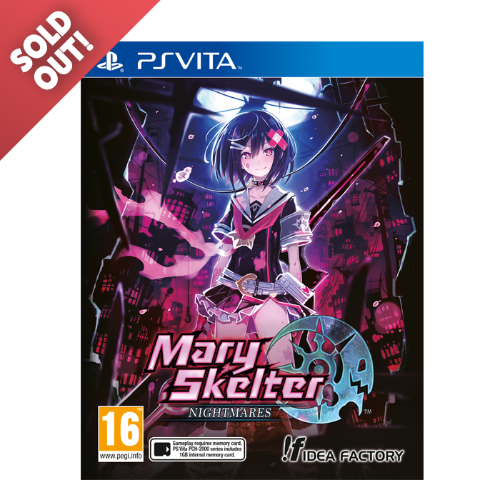 Mary Skelter: Nightmares - Standard Edition